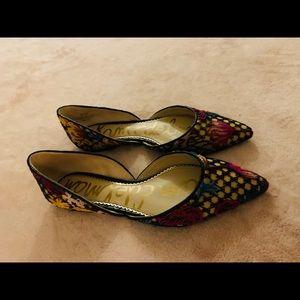 Size 8 Sam Edelman flat shoes